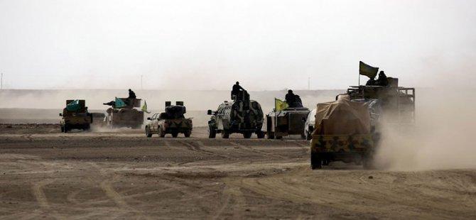 Di operasîyona Raqayê de leşkerek amerîkî û 600 şervanên kurd jîyana xwe ji dest dane!