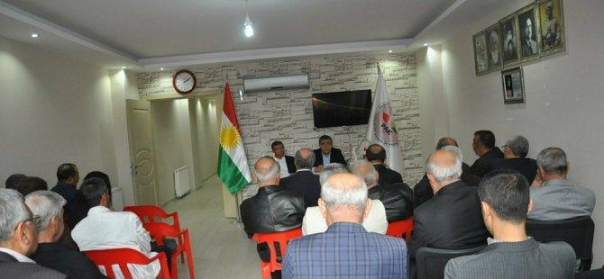 ''Piştgirîya herî mezin ji bo Kerkûkê, geşkirina doza azadîya Bakurê Kurdistanê ye''