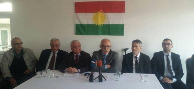 """""""Helwêsta tund a Tirkiye li hemberî Kurdistanê nayê pejirandin"""""""