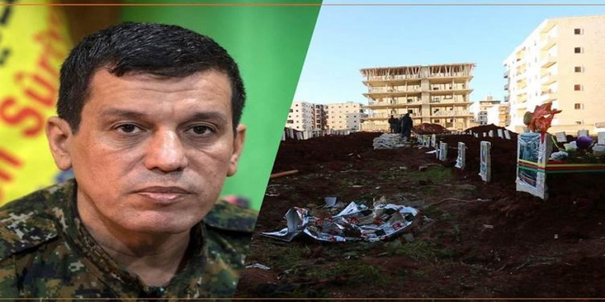 Mezlûm Kobanî ji bo goristana li Efrînê bang li cîhanê kir