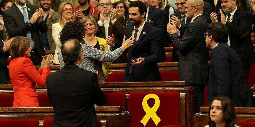 Katalonya amadekariyê dike ku Rêveberiya Xweser nas bike