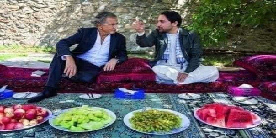Fîlozofê Fransî Levy serdana Afganistanê kir