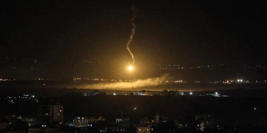 Şam: Îsraîlê êrîşî xalên me yên leşkerî kir