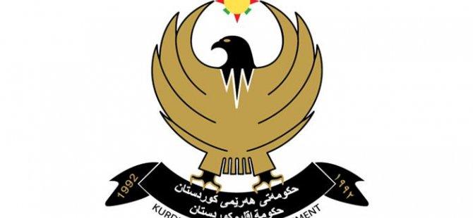 """""""Pêşewazî li helwesta Hikumeta Herêma Kurdistanê kirin"""""""