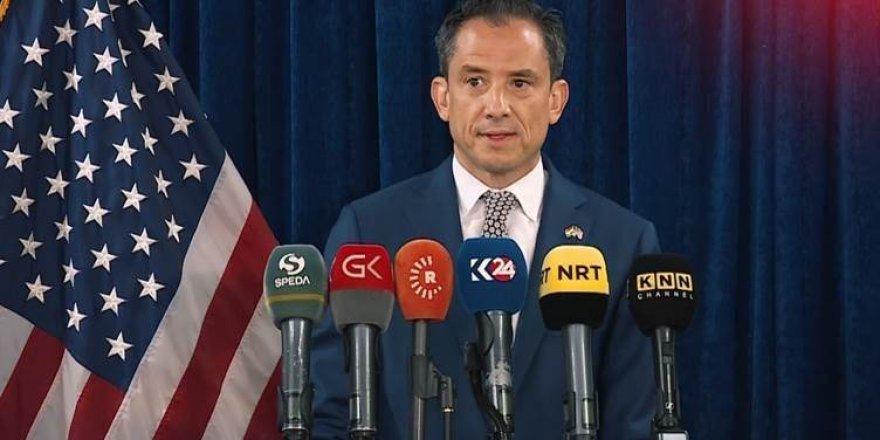 Konsulê Amerîkayê: Iraq û Efxanistan wek erd û ezman ji hev cuda ne