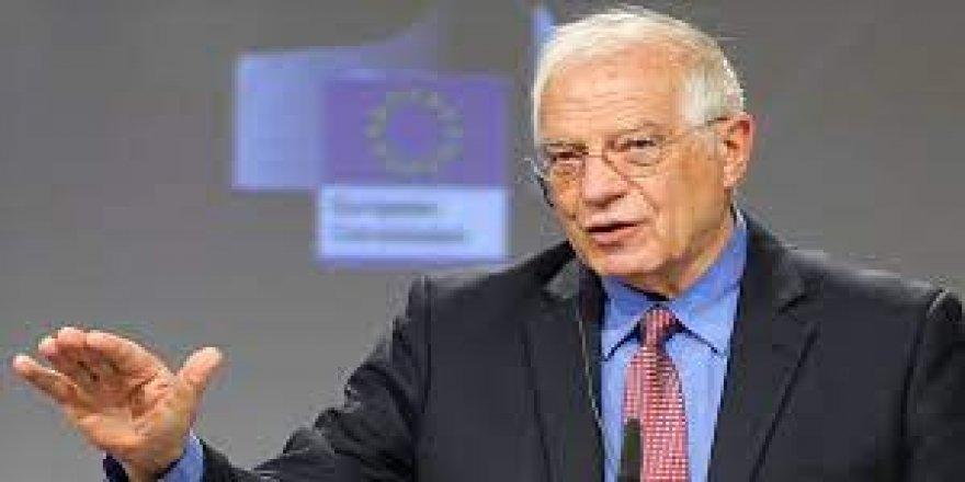 Josep Borrell bi xwe re kîjan dosyeyan tîne Herêma Kurdistanê