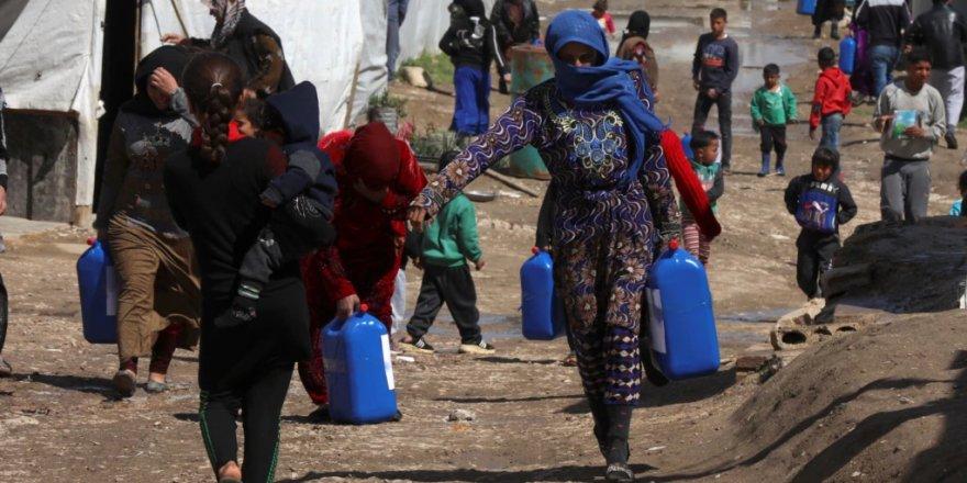 """Rêxistina Efûyê """"Îşkence û tecawiz li penaberên ku vegeriyane Sûriyeyê kirine"""""""