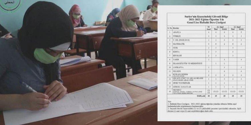 Opozisyona Sûriyê zimanê Kurdî ji nav xwendina dibistanan derxist