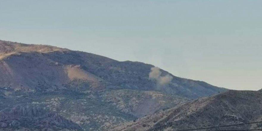 Îranê careke din sînorê Herêma Kurdistanê topbaran kir
