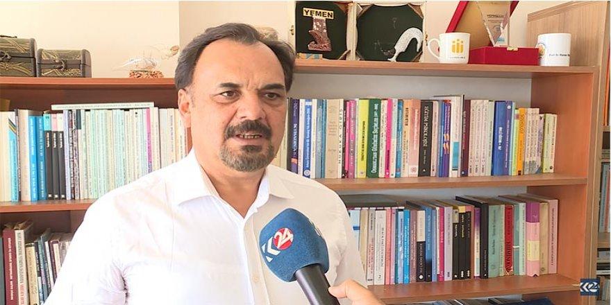 Prof. Dr. Erkan: Mesûd Barzanî kesayetekî girîng ê siyaseta Kurd e