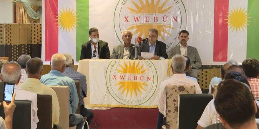 Li Rojavayê Kurdistanê tevgereke siyasî ya nû hat avakirin