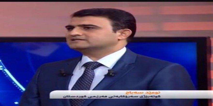 Omêd Sebah: Divê nûnertiyeke me ya bi bandor li Parlamentoya Iraqê hebe