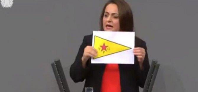 """Almanya: """"Qedexekirina alaya YPGê absurd e"""""""