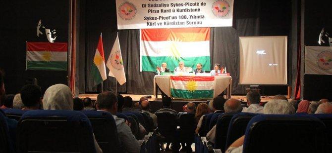 'Ev peyman ji Kurdan re bû bingeha komkujîyeke sed salî'