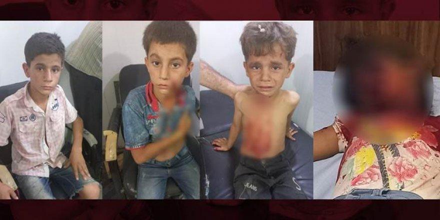 Li Rojavayê Kurdistanê mayînek bi 4 zarokan de teqiya