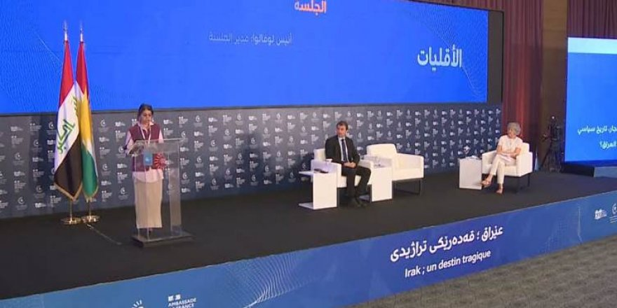 Konferansa 'Iraq: Qedereke Trajedîk'; Rewşa Êzidî û Kirîstiyanan