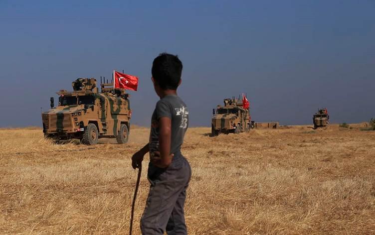 Sûriye: Divê hêzên dagirker ên Amerîka û Tirkiyê vekişin