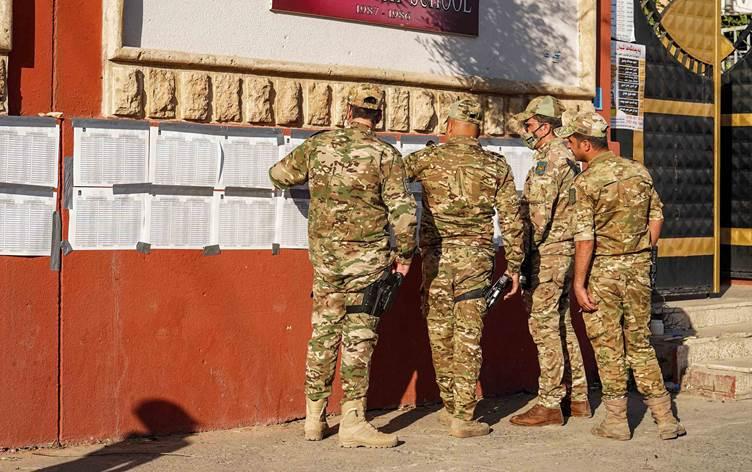 Dengdana taybet li Iraq û Herêma Kurdistanê birêve diçe