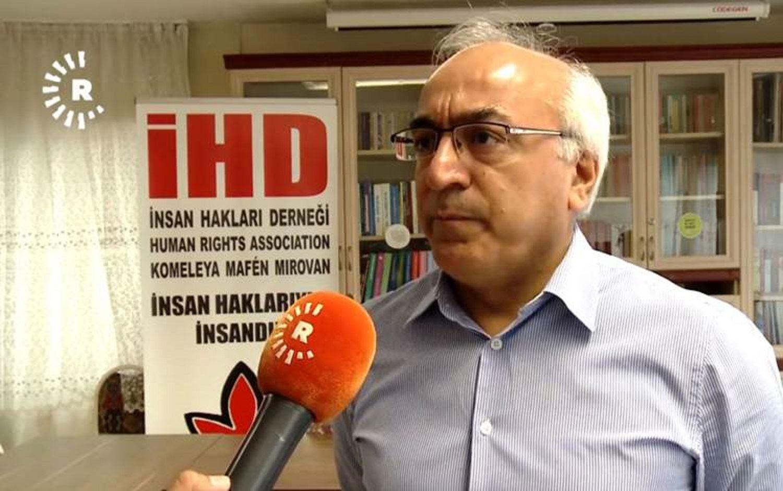 Ozturk Turkdogan: Bi qeyûman îradeya Kurdan hatiye zeftkirin
