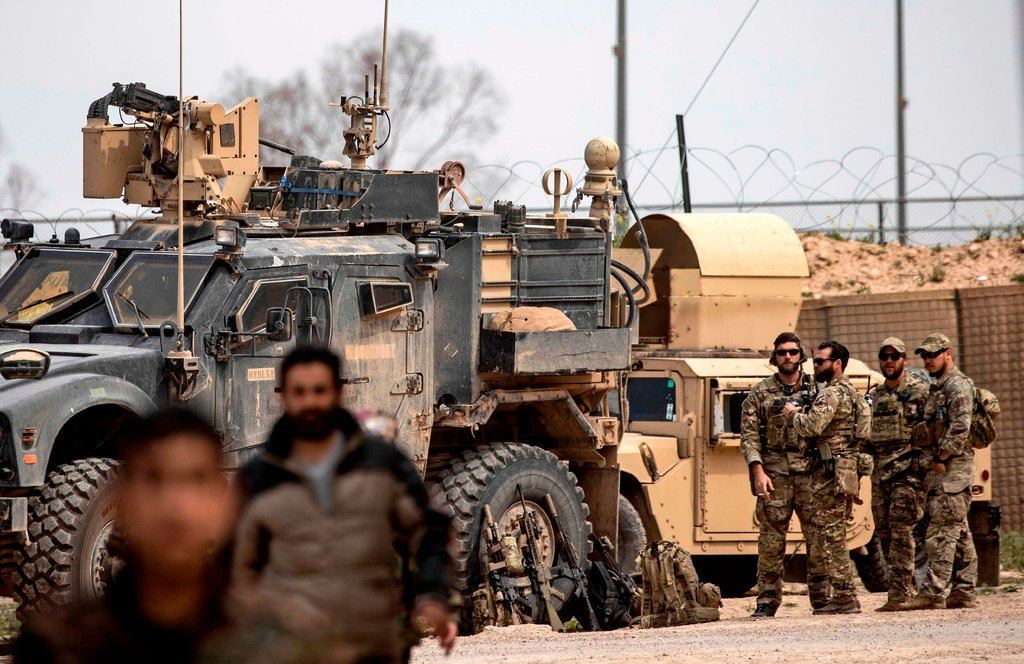 Pentagon: Hêzên me li Sûriyê dimînin