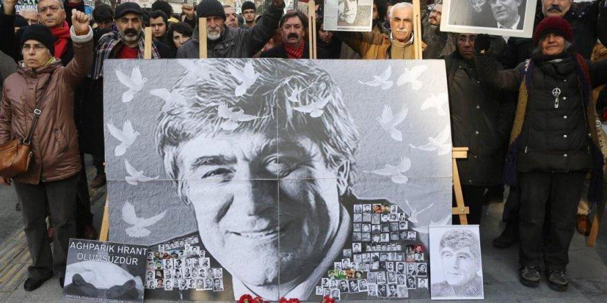 Di bûyera kuştina Hrant Dînkî de kêmasiyên Wezaretê hene