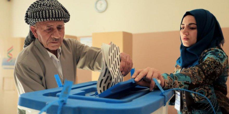 Weçînayîş: Iraq de Tevgera Sedir û Kurdistan zî de PDK bîy yewin
