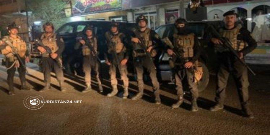 Kerkûk.. Hêzên Iraqî zêdetir ji 70 welatiyên Kurd binçav kirin