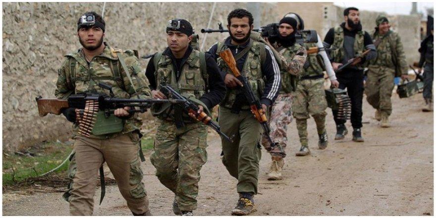 Çekdaran Efrîn de 10 sivîlî remnayî