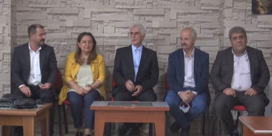 Platfotma Zimanê Kurdî ofîsa xwe li Semsûrê vekir