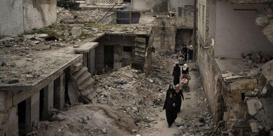 HRW: Sûriye ji bo vegerê ne cihekî ewle ye