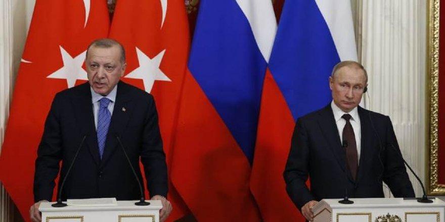 Kremlînê bersiva Erdogan da