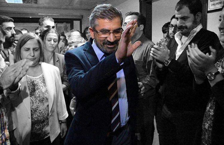 Tahir Elçi..Li ber Minareya Çarling cînayeteke kujernediyar(!)