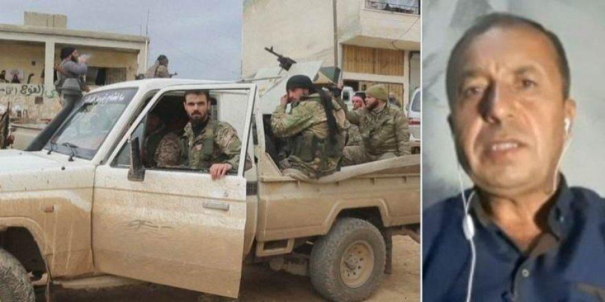 Îbrahîm Şêxo: Li Efrînê kuştina Kurdan bi koronayê bi nav dikin