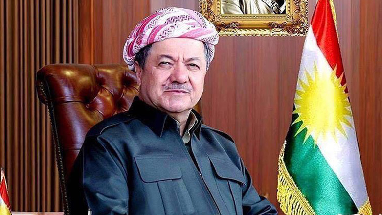 Mesûd Barzanî: Nasnameya Kerkûkê Kurdistanî ye