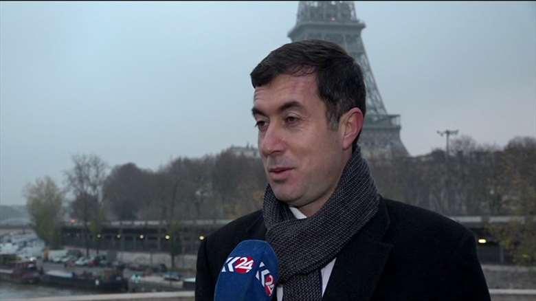 Macron û Barzanî qala hilweşandina Referandûmê nekirin!