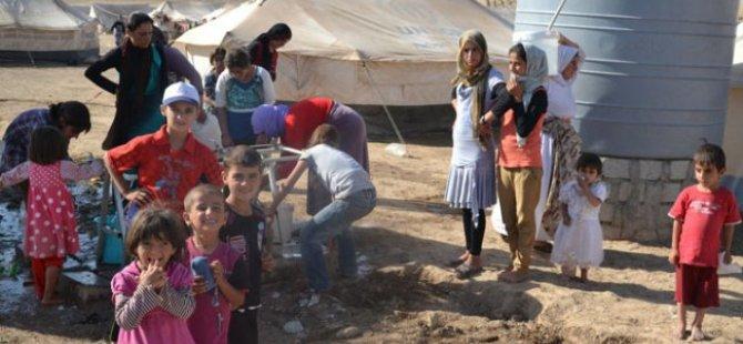 """""""Li Kurdistanê 1 680 000 penaber û koçber hene"""""""