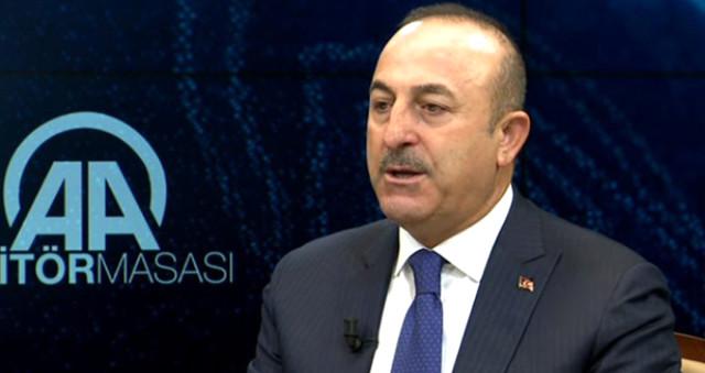 Ji Çavuşoğlu bo Soçiyê: Cihê ku YPG lê be Tirkiye tevlî nabe