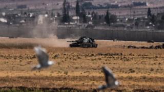 Tirkiyeyê Êrîşî Efrînê kir, DYA artêşekê ava dike!