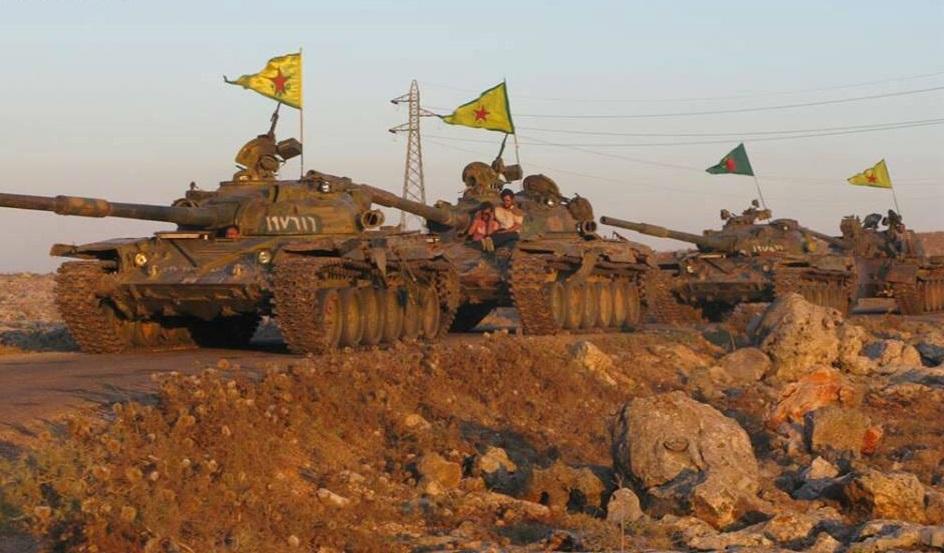 YPG: Tirkiye û Sûriyê li ser Idlib û Efrînê lihev kirine