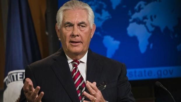 Tillerson: Em ji Sûriyê dernakevin