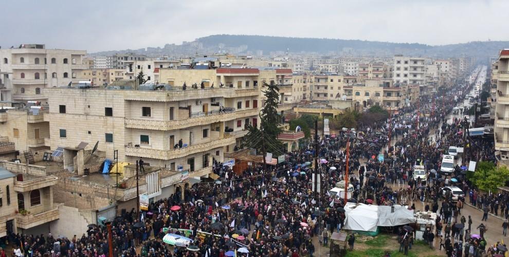 Afrin: Warê şêr û şepala