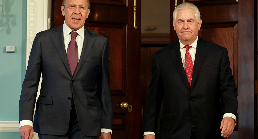Lavrov û Tillerson li ser Rojava axivîn