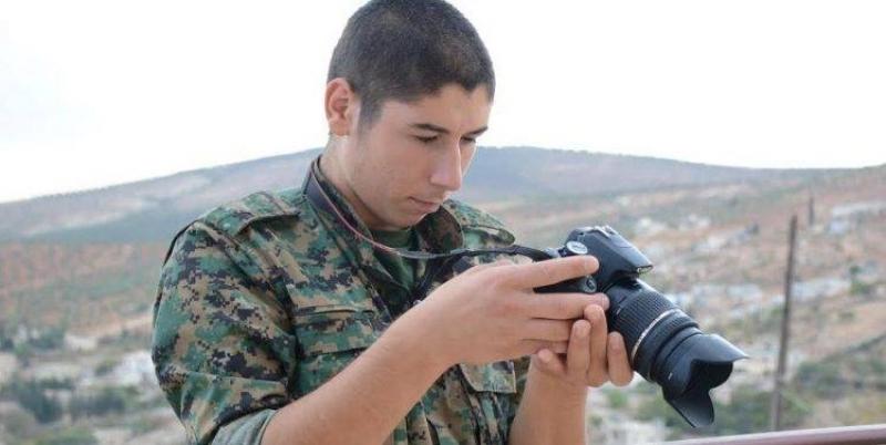 Li Efrînê rojnamevanekî kurd şehîd bû