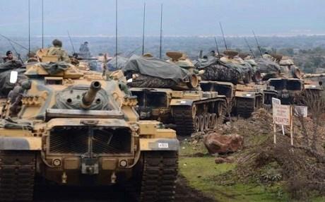Amerîka: Eger Tirkiye berê xwe bide Minbicê dê rewş biguhere