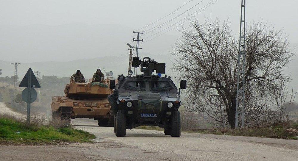 Şerekî dijwar di navbera YPGê û leşkerên tirk de diqewime