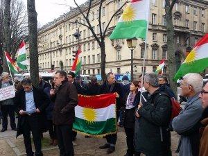 Li Parîsê ji bo Efrînê xwepêșadan û dîplomasî