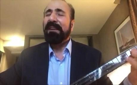 Şivan Perwerî bo Efrînê sitran got