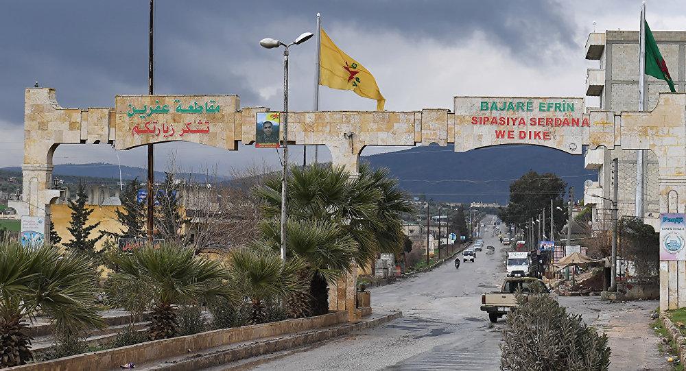 YPG: Me careke din Bilbilê kontrol kiriye, tankeke tirkan hatiye teqandin