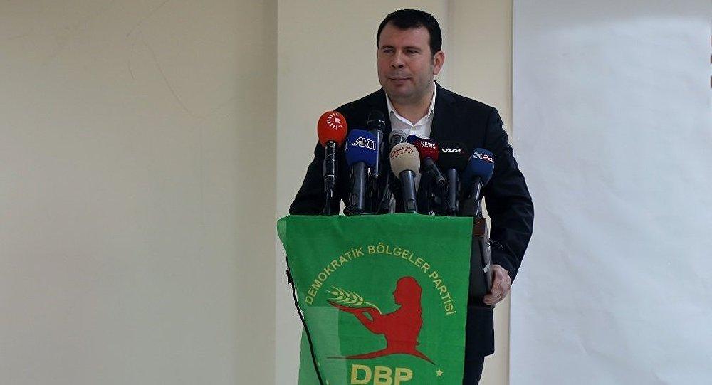 Hevserokê DBPê Mehmet Ali Arslan li Amedê hate binçavkirin