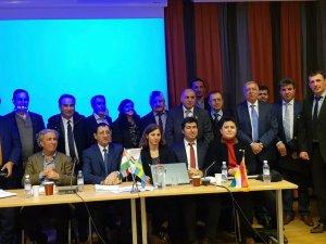 Daxûyanîya civîna Stockholmê ya Rawenda Kurdên Diyaspora